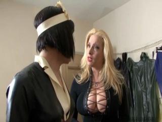 Slutty maid