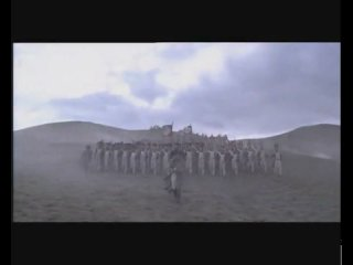 """Битва при Ватерлоо 1815. Фрагменты из сериала """"Наполеон"""""""