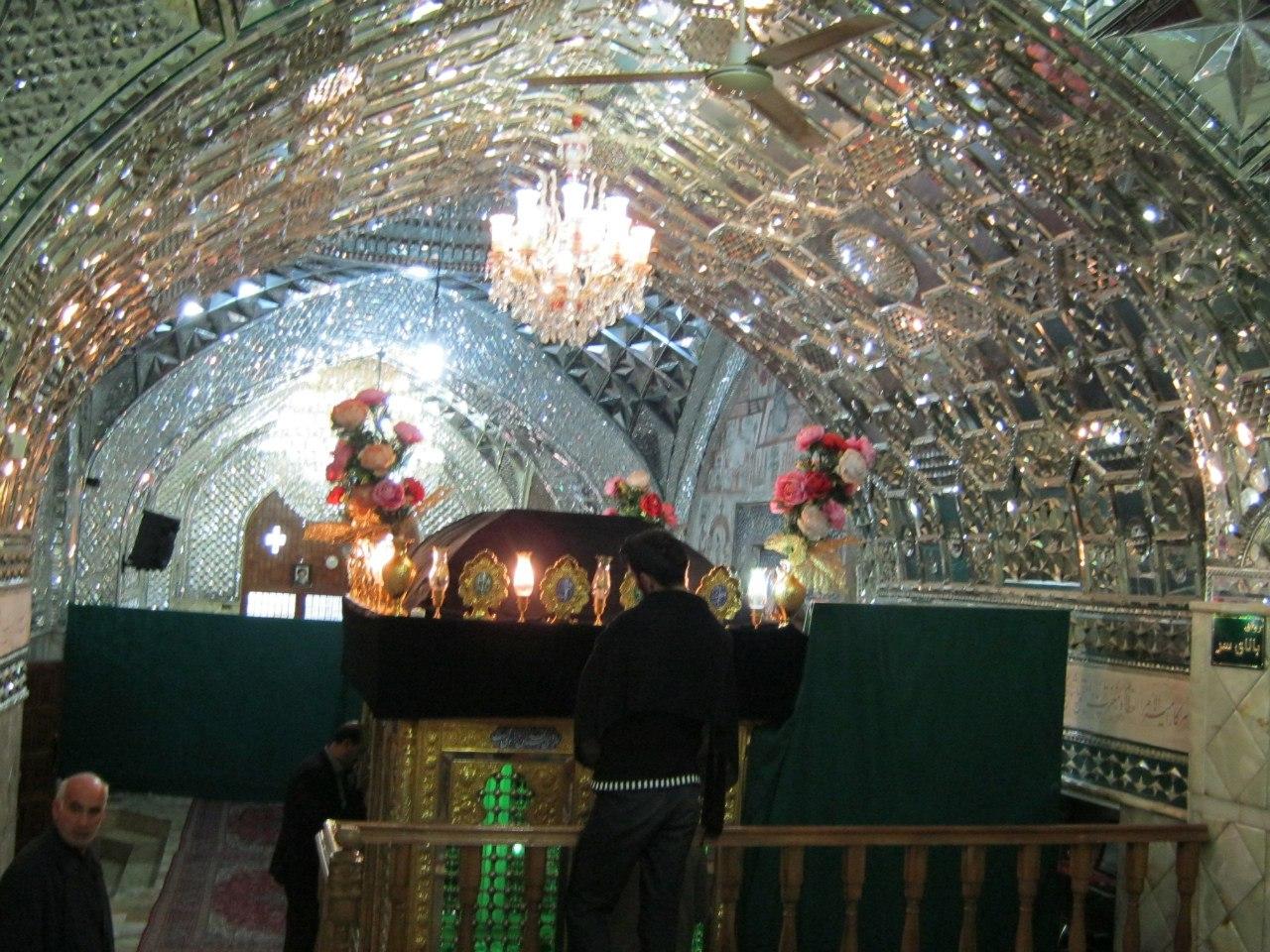 many imamzade at Iran