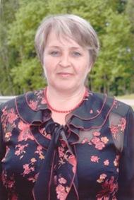 Лошкарева Ольга (Рудина)