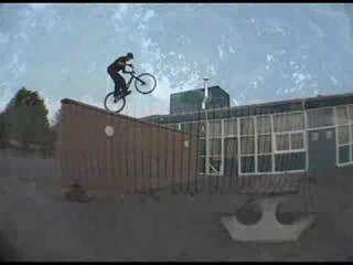 Adamant Video 4 Neil Tunnicliffe stunts tricks mad crazy.