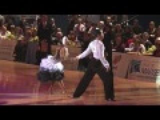 2011 IDSF European Latin Final: Cha Cha by RUS II