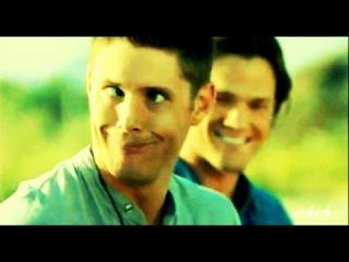 Дин и Сэм , у них божественный смех ^_^