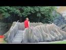 Катапульта (высота выстрела 75м) Крестовский остров парк Атракционов Санкт- Питербург