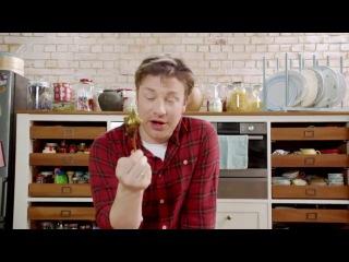 Джейми Оливер Обед за 15 минут Сезон 1 серия 6 Jamie's 15 Minute Meals
