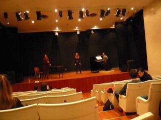 Thetr Carlo Feilci 29.01.2012