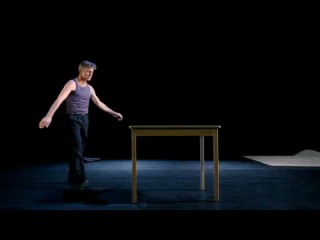 """Place"" -  Михаил Барышников и Ана Лагуна . ХОРЕОГРАФ МАТС ЭК. 2007"