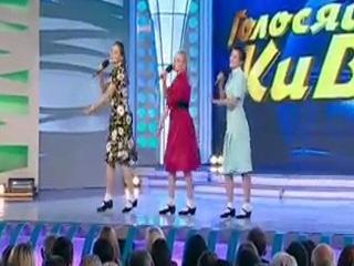 КВН 2012 Раисы Песня про Евровидение
