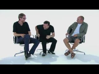Идиот за границей Карл Пилкингтон в Превью шоу