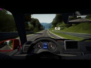 Shift 2 G65 v12 biturbo (beta) Nordschliefe