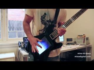 misa tri-bass digital guitar demo_3