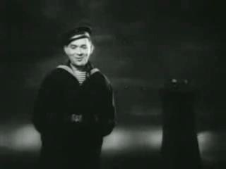 """Леонид Утёсов - Мишка-одессит + Бывайте здоровы! (""""Концерт фронту"""", 1942)"""
