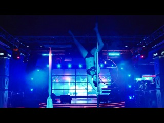 Miss Pole Dance Russia 2012 Красноярск Артистик профи Илыняк Ярославна