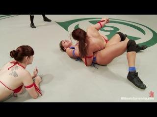 Ultimate Surrender Round 1 Tag Team Bella Rossi Mischa Brookes vs. Darling Rilynn