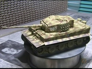 Custom #02 Masahiro Doi VS German Tiger heavy tank (late production type)