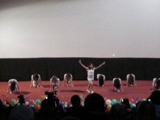 Magic_Граффити (отчётное выступление в Ботагозе)