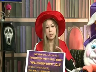 """Tommy no harouin chuudoku"" HALLOWEEN ADDICTION release SP (niconico live pt11)"