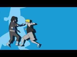 [AniTousen] Naruto Shippuuden Ending 15   TV-2 ED15   Creditless [TV Version]