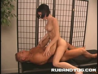 Allie sin rub and