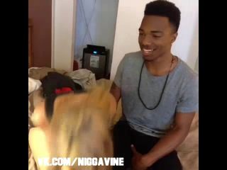 Those cute girls with ugly laughs (nigga vine)