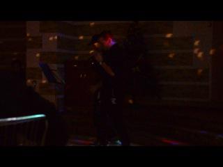 Balahon Flo Бывшая концерт 21 декабря 2014 кафе бар Эдем