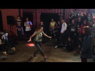 M'ЯSKO battle 2015|ZP| Dancehall| Hope vs April vs Alya
