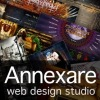 Annexare Studio — Веб разработка и арт-дизайн ↵