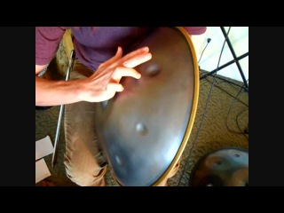 Handpan How To - Advacned Harmonic Techniques