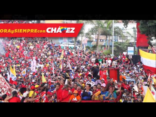 Chavez Seguira Contigo Homenaje a Chavez de Omar Acedo