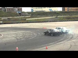 ВАЗ 2101 vs Nissan Skyline R32 на RDA в Тольятти