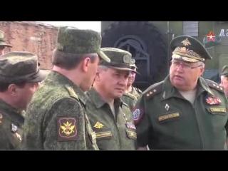 Шойгу поручил провести полную инвентаризацию техники по итогам проверки в Краснодарском крае