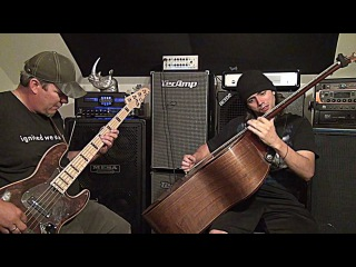 Cody Wright - Andy Irvine - Funky bass Jam - The Daily Funk Club