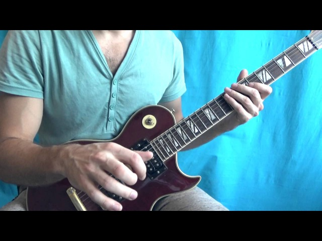 ➡ Качевый риFAQ 30 In Flames Ropes how to play intro lead part
