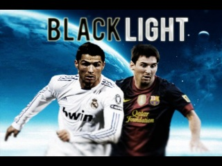 Lionel Messi & Cristiano Ronaldo | BLACK LIGHT | 2013 CO-OP HD