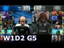 H2K vs ITZ - Week 1 Day 2 | Group C LoL S6 World Championship 2016 W1D2 | H2K Gaming vs INTZ