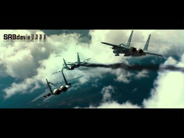 Epic Battle: North Korean MiG-29 Vs South Korean F-15K | HD | Created by SRBdevis2000 | 1080p