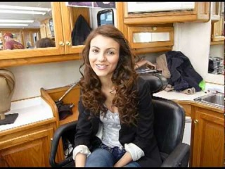 J-14 Exclusive: Victoria Justice on the Set of The Boy Who Cried Werewolf
