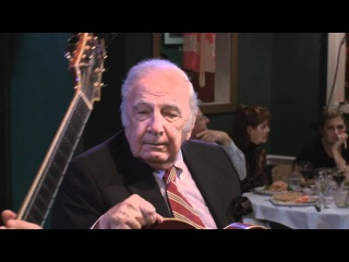 John and Bucky Pizzarelli play together at Shanghai Jazz
