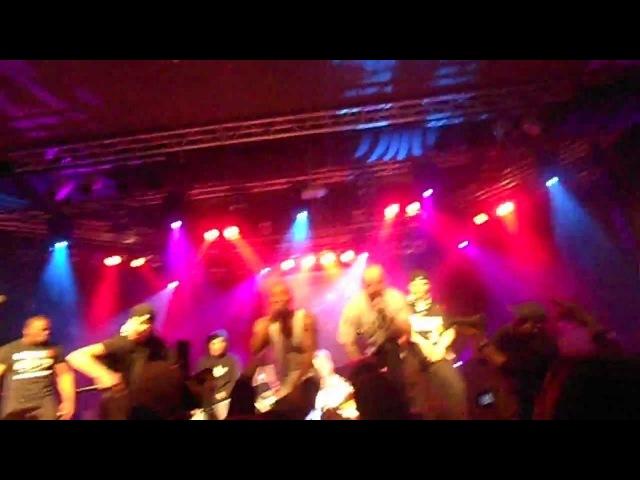 Onyx Warsaw Poland Colabo feat Slums Attack Tewu