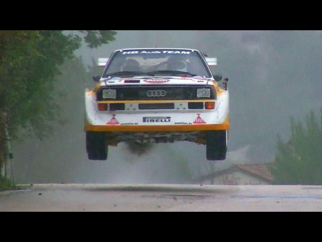 Rally Legend 2015 HD Best moments Mistakes Sideways Crash Show by FTT Rally
