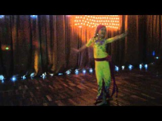 Театр-студия восточного танца Хайат 8 лет. София Явтушенко, г. Ясиноватая