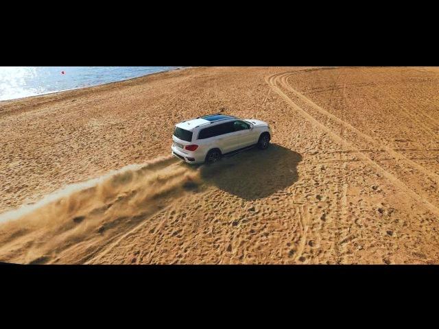 (EA7) Тест-драйв от Давидыча Mercedes GL 63 AMG.