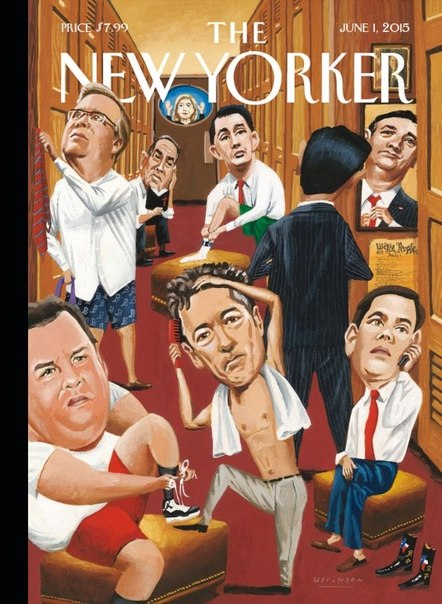 The New Yorker - June 1 2015 USA