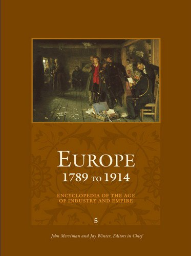 Europe 1789 to 1914