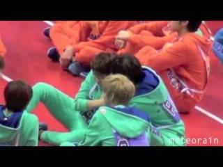 ChanBaek moments - I Love you