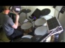 Dr. Kucho! Gregor Salto - Can't Stop Playing Drum Cover