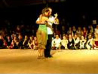 Horacio Godoy & Cecilia Garcia milonga -brussels festival 08