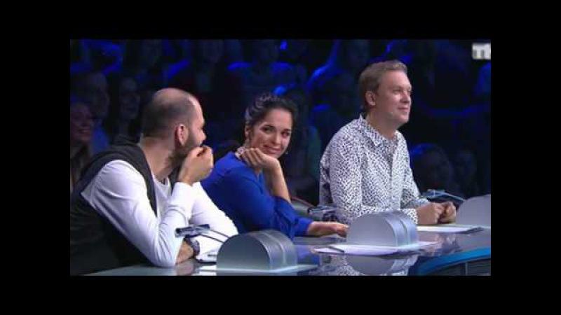 Comedy Баттл Последний сезон Ольга Мокеева 1 тур 15 05 2015