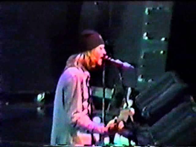 Nirvana - Milan, Italy 1994 - Full Concert