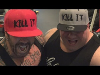The Quest For Size - Rich Piana & Scot Mendelson